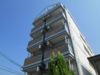 あびこ駅 1K 5階